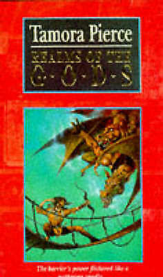 The Immortals: Realms of the Gods (Point Fantasy)-ExLibrary
