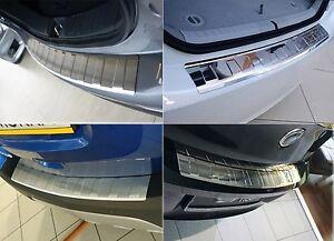 VOLVO-XC60-2013-2017-Protection-Pare-Chocs-en-acier-inoxydable-distinctif-avec