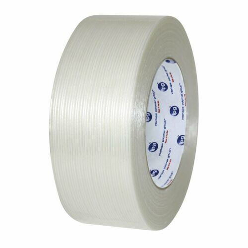 Full Case 24 Rolls INTERTAPE Filament Strapping Tape RG286 48mm x 60yd