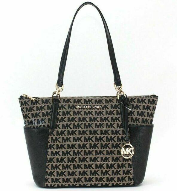 Michael Kors Bag Shopper Bedford LG Tote Bag Black 35F9GBFT9J