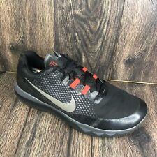 2015 Mens Nike TW Tiger Woods Golf Shoes Black 704885-001 11-Inch ...