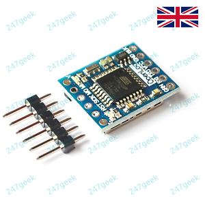 Openlog Serial Data Logger ATMEGA328 Micro SD Card GPS CleanFlight BlackBox - UK