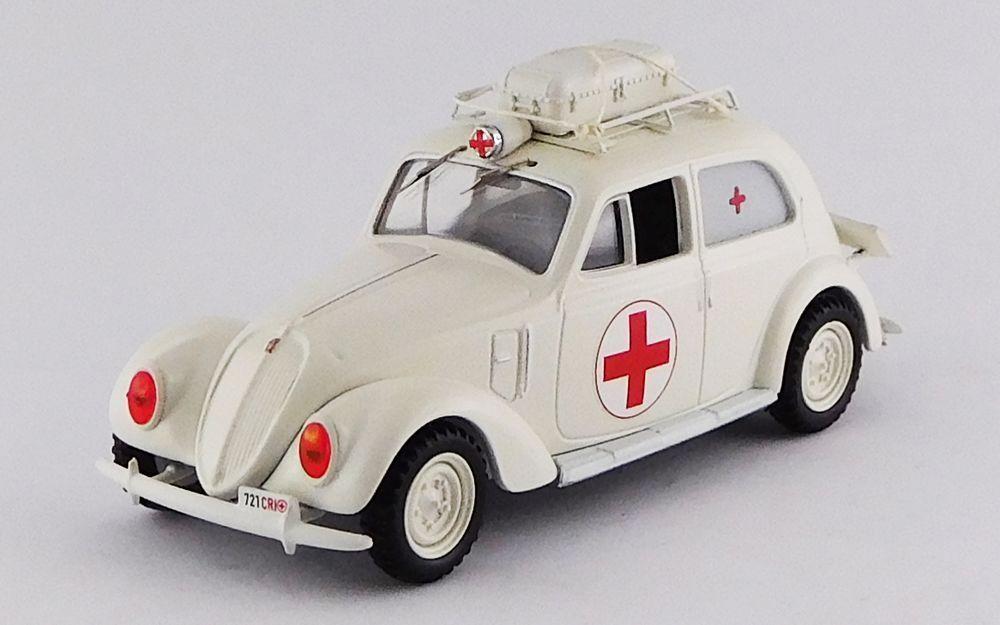 Fiat 1500 Ambulance 1936 1 43 Rio