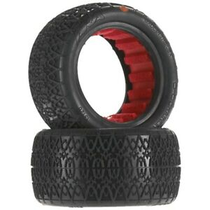 AKA-13126VR-1-10-BUGGY-CHAIN-LINK-2-2-REAR-SUPER-SOFT-W-RED-INSERT