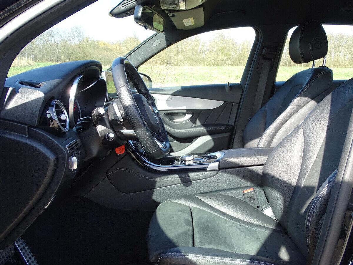 Mercedes GLC300 2,0 Coupé aut. 4Matic - billede 7