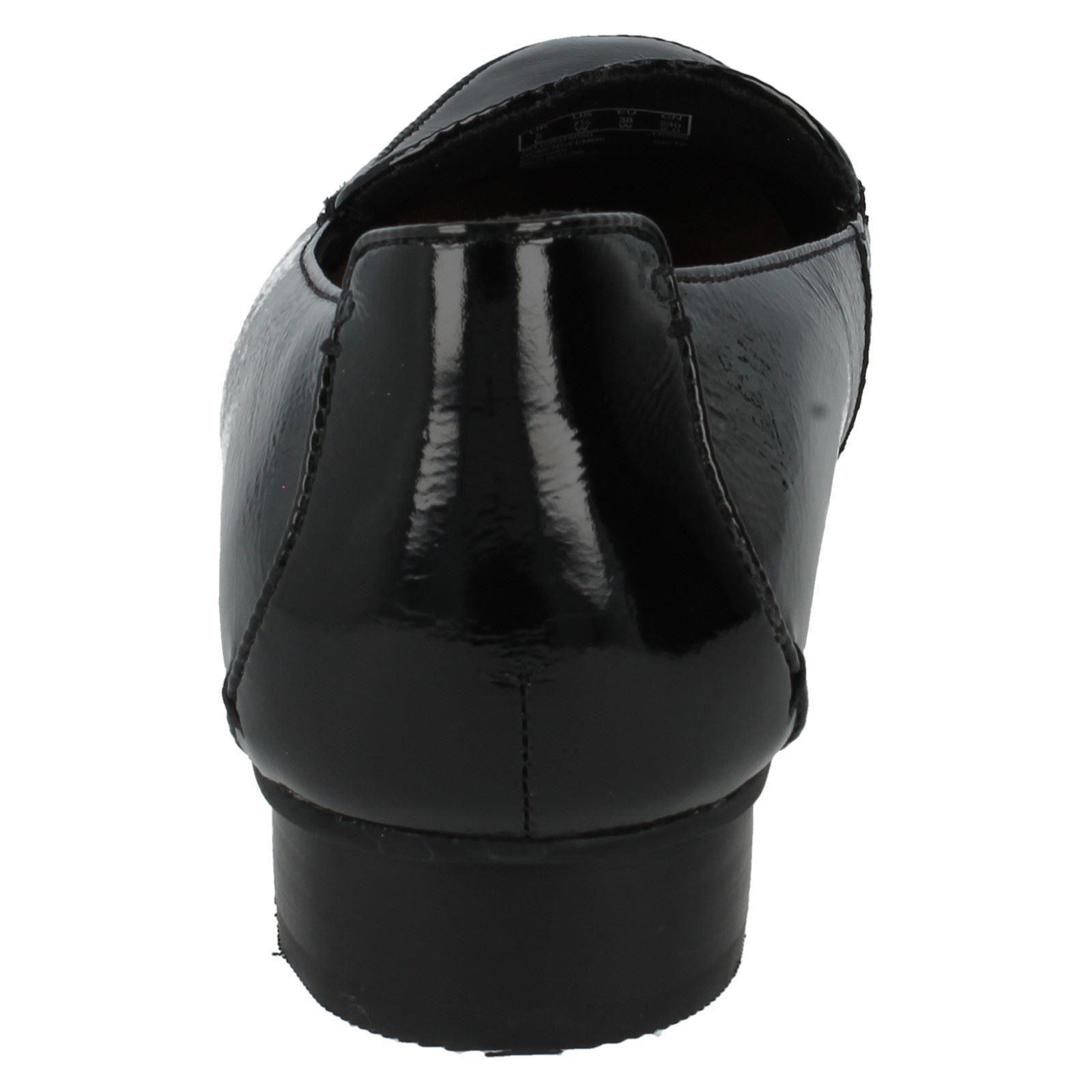 Clarks Cordones Zapato Sin Cordones Clarks Mujer - keesha LUCA 86b7cc