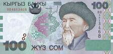 Kirgistan / Kirgisistan / Kyrgyzstan 100 Som (2002) Pick 21 (1)