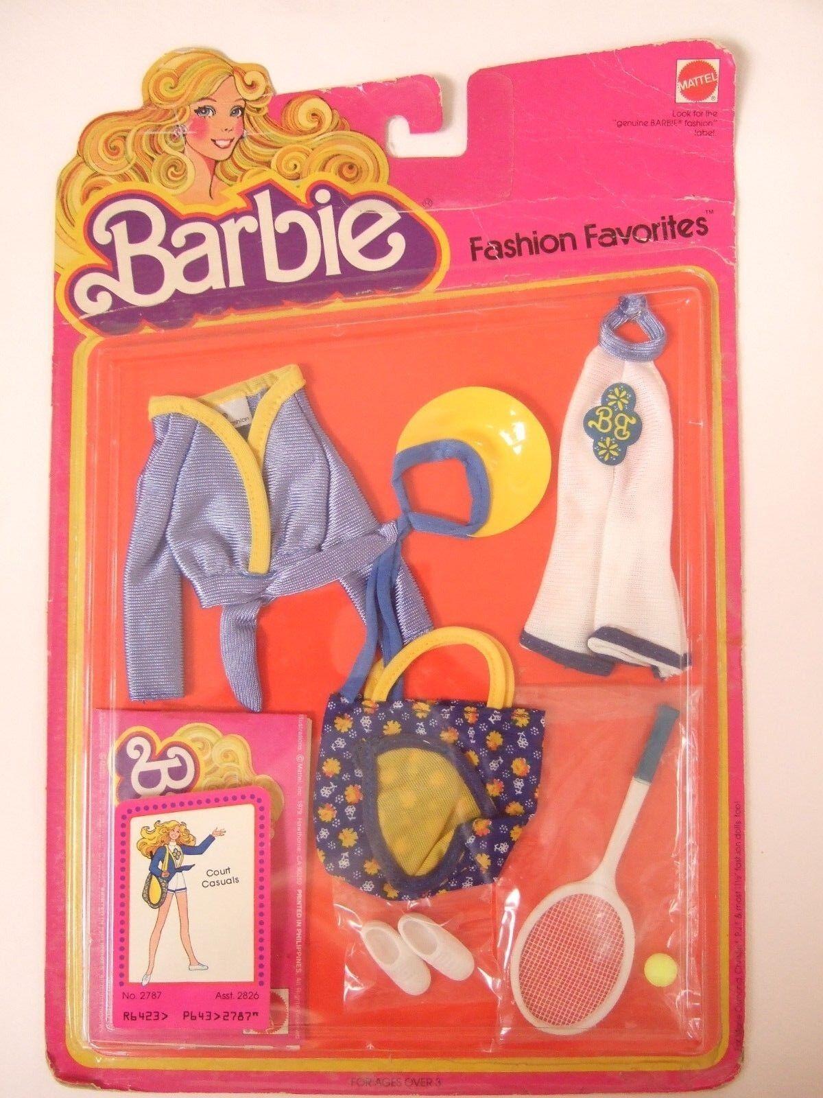 HTF 1978 Fashion favourites Vintage Barbie Mod NRFP NRFP NRFP NRFB 5c2c50