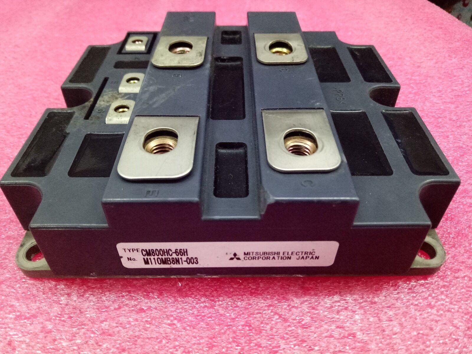 1PC USED CM800HC-66H SHIP EXPRESS  P2040 YL