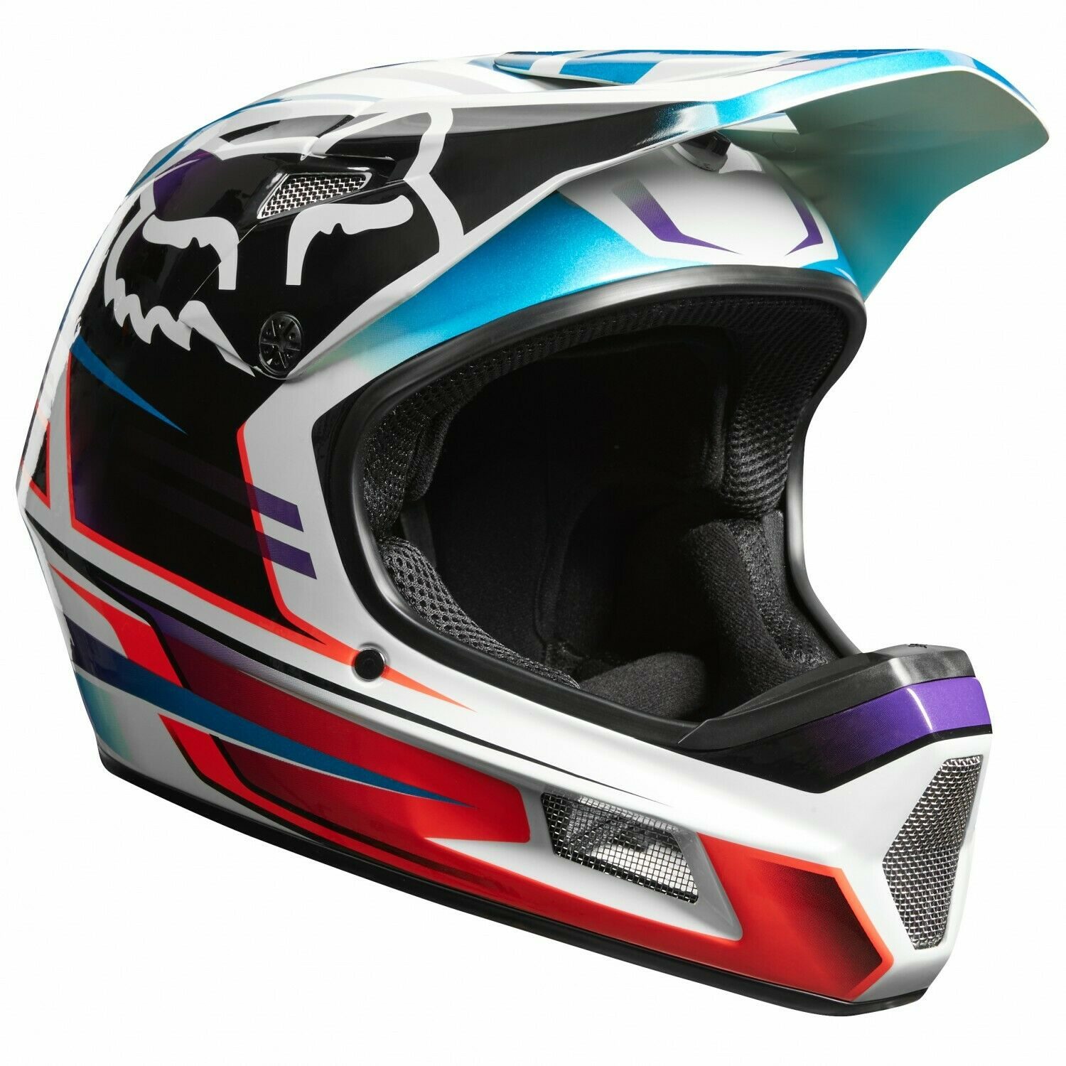 FOX RAMPAGE COMP RENO ICE casco mtb dh enduro