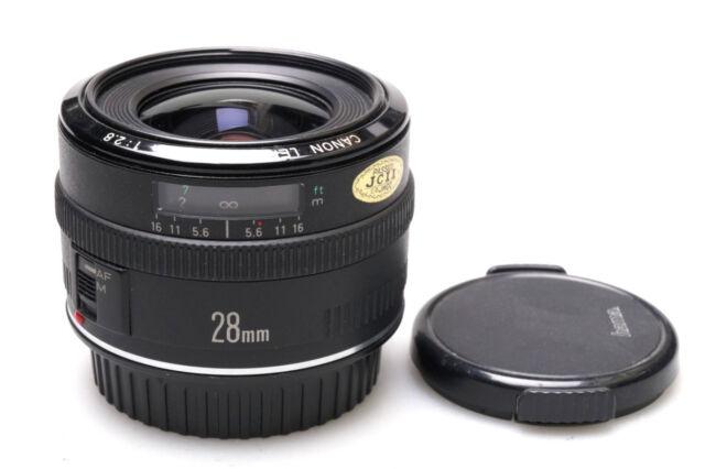 Canon EF 28 mm F/2.8