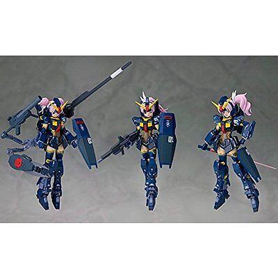 kb10 Armor Girls Project MS GIRL GUNDAM Mk-II TITANS OPTION Set BANDAI NEW Japan