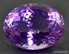 34,55ct Top Amethyst Faceted Gemstone Top Amethyst facettiert Edelstein