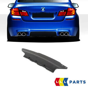 BMW-NEW-GENUINE-5-SERIES-F10-M-SPORT-REAR-BUMPER-LOWER-COVER-PROTECTION-7906845