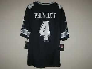 dak prescott color rush jerseys