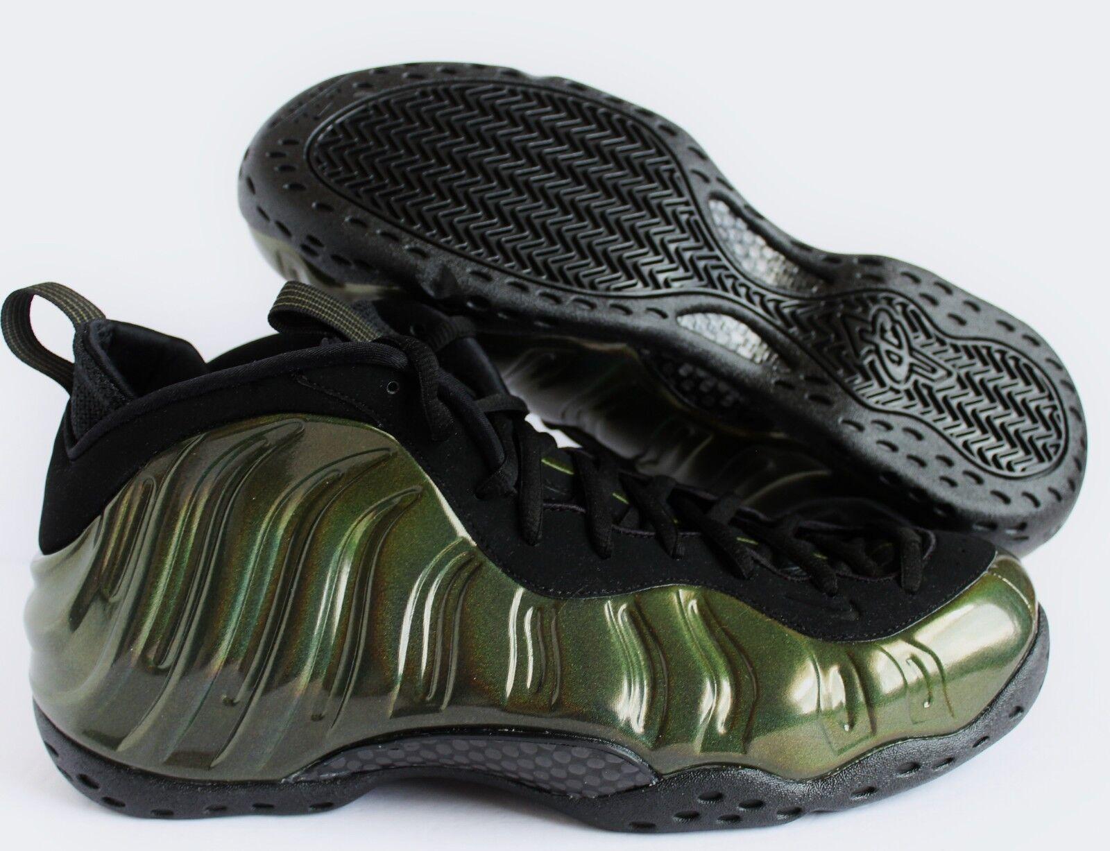 quality design eb229 c7dcf ... shoes 624041 604 a68a4 257f4  switzerland nike air foamposite une  légion vert noir 314996 301 noir sz 15 314996 301 noir