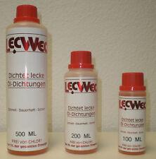 200ml LecWec lec wec wirkt gegen Ölverlust,Öladditiv für Dichtungen DAS ORIGINAL
