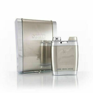 Solid Silver Edp By Arabian Oud Perfumes Western Fragrance For Men 75 ml