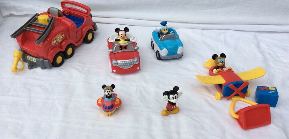 Disney, Mickey mouse klubhus m.m