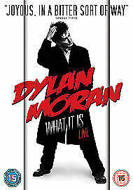Dylan-Moran-Live-What-It-Is-DVD-2009-freepost-in-very-good-condition