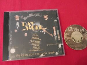 CD Ray & The Wolf Gang The Blues Can't Turn You Loose Germany 90s - Reichertshofen, Deutschland - CD Ray & The Wolf Gang The Blues Can't Turn You Loose Germany 90s - Reichertshofen, Deutschland