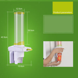 Paper-Cup-Dispenser-Magnetic-Attachment-Cup-Holder-for-Water-Purifier