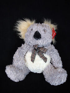 Cute-Gift-Fluffy-Koala-Australian-Souvenir-Kids-Soft-Toy-Size-33cm-Brand-New