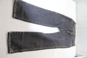 Schwarz Grau Wrangler Dakota L32 Gut Jeans J4019 W34 wXYHqwC
