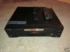Sony MDP-850D High-End LaserDisc Player, inkl. Fernbedienung, 2 Jahre Garantie
