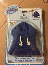 df4ddf818 Webkinz Clothing Blue Hoody With Online Code From Ganz Plush