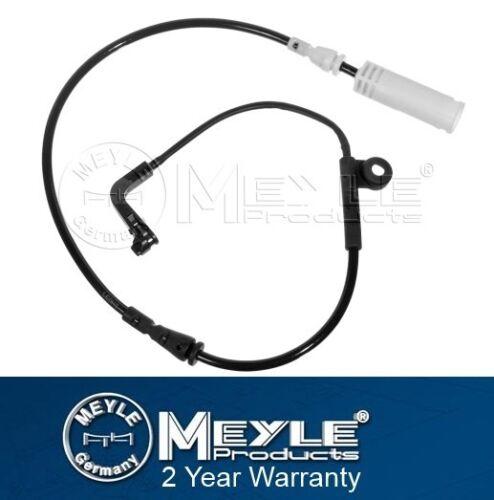POUR BMW E63 E64 Série 6 plaquettes frein Avant Capteur MEYLE 34356789492