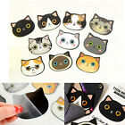 Women Fashion Portable Pocket Cosmetic One Side Kitty Cat Mini Makeup Mirror CC