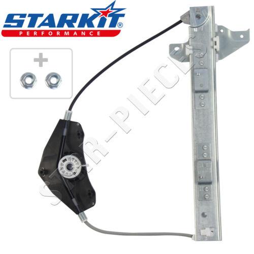 Mécanisme lève-vitre électrique arrière droit sans moteur PEUGEOT 407 04-11