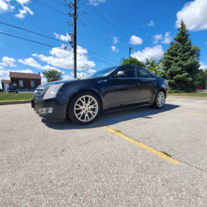 2012 Cadillac CTS CTS Sport