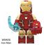 MINIFIGURES-CUSTOM-LEGO-MINIFIGURE-AVENGERS-MARVEL-SUPER-EROI-BATMAN-X-MEN miniatura 113