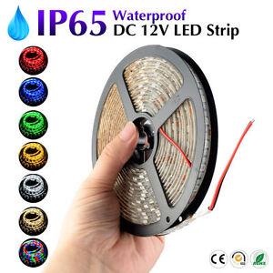 led 3528 smd streifen strip lichtleiste lichtband lichterkette schlauch leuchte ebay. Black Bedroom Furniture Sets. Home Design Ideas