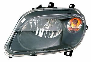 2007-2008-2009-2010-Chevrolet-HHR-Headlight-Head-Light-Brand-New-w-Black-Bezel