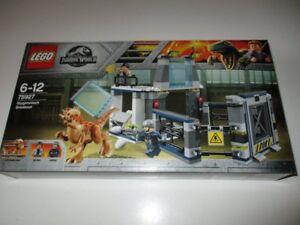Lego 75927 Jurassic World Stygimoloch Breakout Nouveauté Ovp Non Ouvert