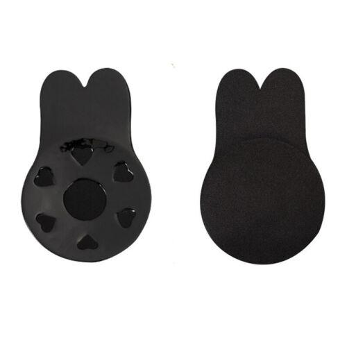 The Freedom Bra 2Pcs MAGIC Two Styles Reusable Long Ears Invisibra Invisible LD