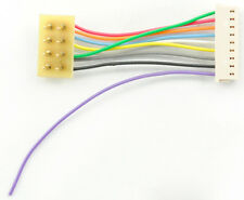 """TCS DCC 1359 1"""" Harness 9-pin JST to 8 pin NMRA TRAIN CONTROL  MODELRRSUPPLY-com"""