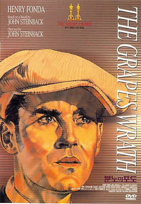 The Grapes of Wrath (1940) New Sealed DVD John Ford