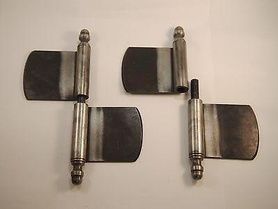 Fitschenband Scharnier Schrank  Tür Restaurierung Eisen DIN rechts