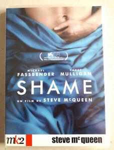 SHAME-Michael-FASSBENDER-dvd-Tres-bon-etat