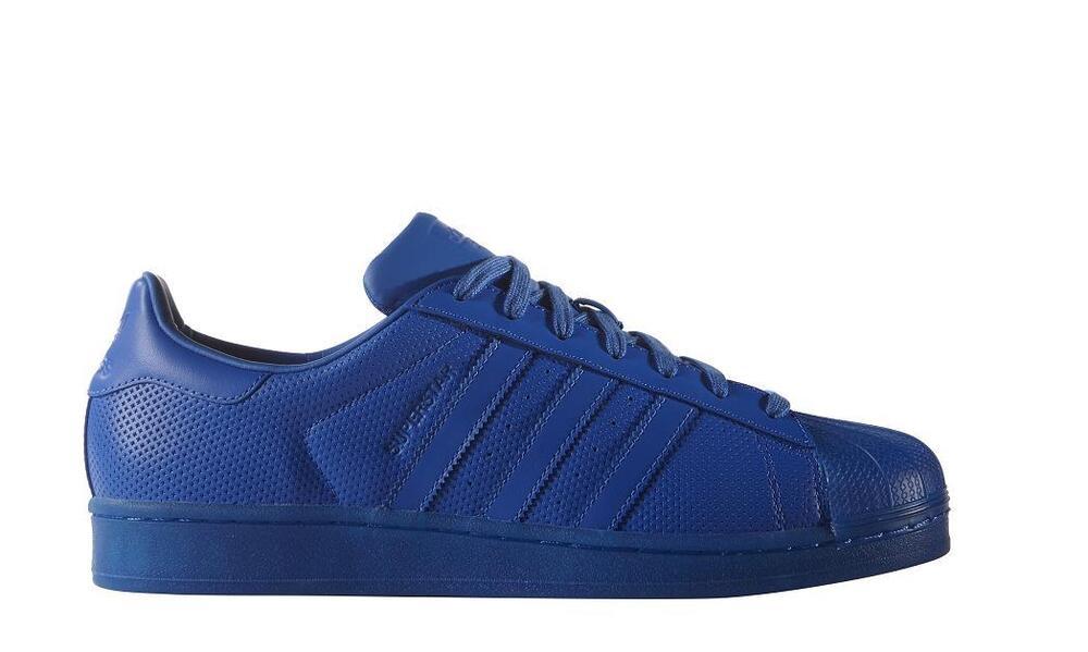 Adidas superstar Adicolor s80327 Bleu-