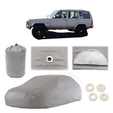 Jeep Cherokee 5 Layer Car Cover Outdoor Water Proof Rain Snow Sun Dust Ice Hail Fits Jeep