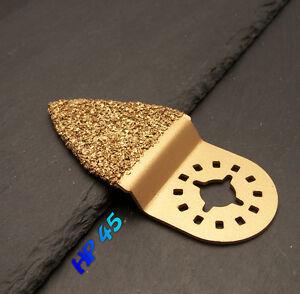 101 Für Fein Multimaster 1 X E-Cut Diamant-Sägeblatt 68mm
