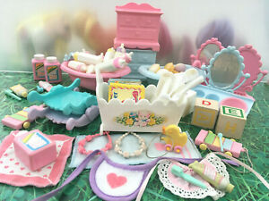 My Little Pony G1 Lullabye Nursery Bits etc SELECT FROM new items add 25/3/21