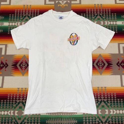 Vintage Vuarnet T-Shirt 90s France Vapor Wave Surf