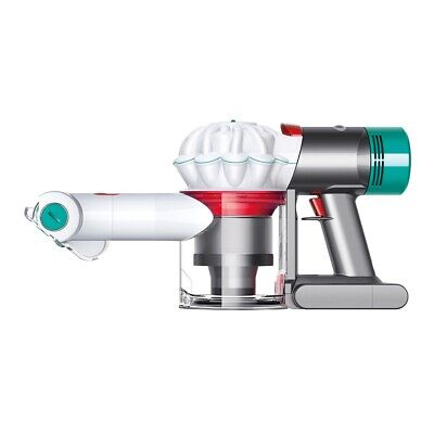 Dyson V7 Mattress Handheld HEPA Vacuum | White/Teal | New
