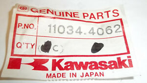 Kawasaki OEM New flap bracket 11034-4062 KLT110 KLT200 KLT250 Prarie  #0316